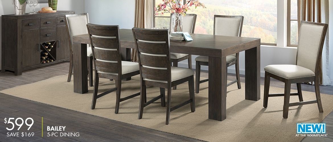 Bailey 5pc Dining