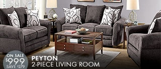 Peyton 2 pc living room