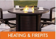 Heating and Firepits